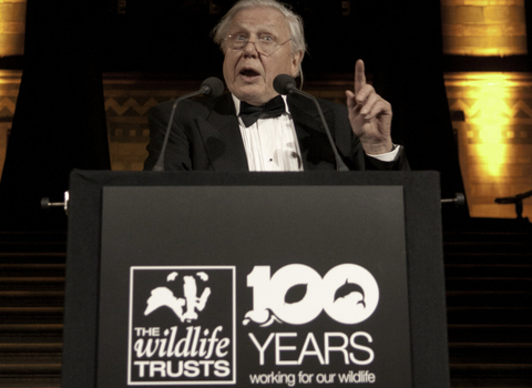 David Attenborough's speech 1